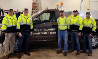 Water/Wastewater Dept. Managers